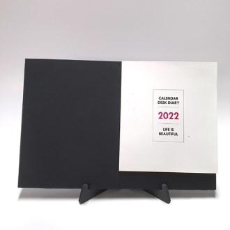2022년 에코보드 북타입탁상달력-심플 [특판상품]