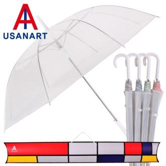 우산아트 60 8K 실바이어스 비닐우산