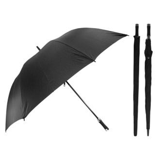 70 무지 블랙 하이바 장우산