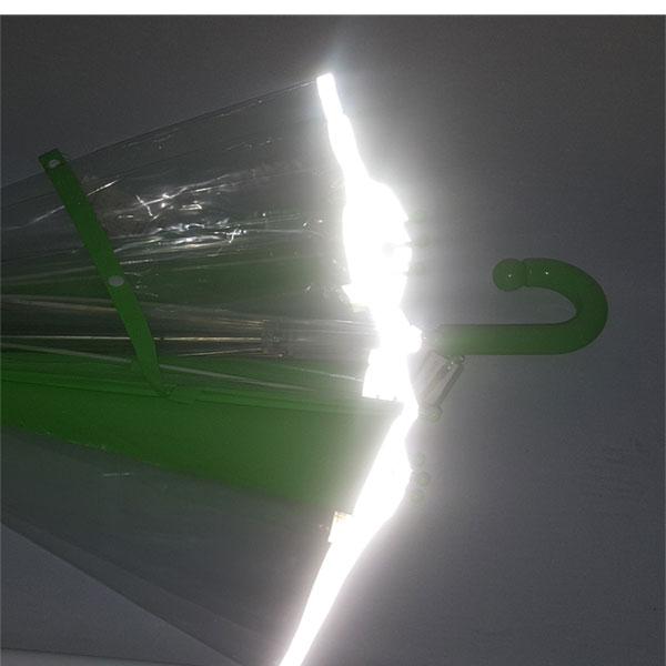 독도우산55반사띠우산안전우산발광우산(초록우산)
