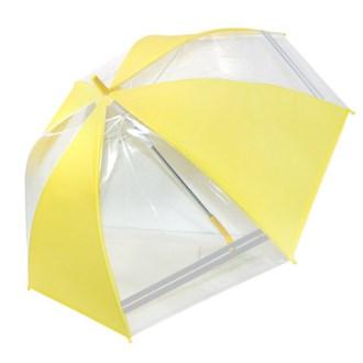 어린이 반사띠 비닐우산 [특판상품]