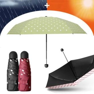 5단 암막 양우산 - 미니마우스 / 미니/ UV자외선차단 / 양산우산겸용 / 양우산 / 암막양우산 / 암막 / 암막우산 / 자외선차단우산 / 우양산