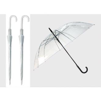 고급형 투명 무지 비닐우산 [특판상품]