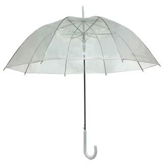 65 투명비닐 실 바이어스 우산