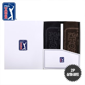 PGA 죽사골프스포츠 릴타올 2p(상하세트)