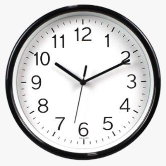 250라운드벽시계