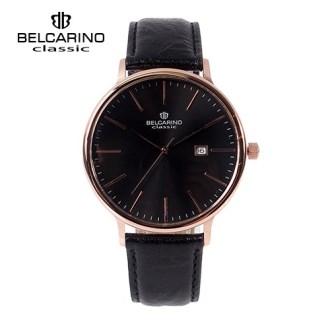 [BC6182(Date)RB] 벨카리노 로즈골드 써클 손목시계 [특판상품]