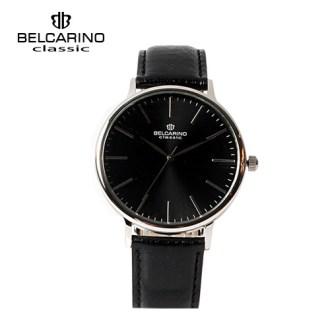 [BC6182(기본)SB] 벨카리노 실버 써클 손목시계 [특판상품]