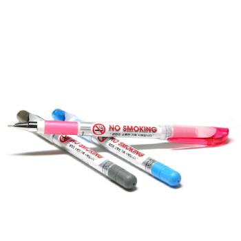 금연펜(볼펜)