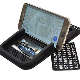 논슬립 스마트폰거치대(에폭시인쇄,주차번호판)